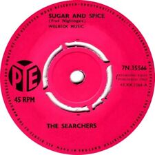 Vinyl 7 inch Single, THE SEARCHERS, Sugar and spice (1963) 7N15566