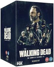 The Walking Dead The Complete Season 1 2 3 4 5 6 7 8 DVD Box Set 1 - 8