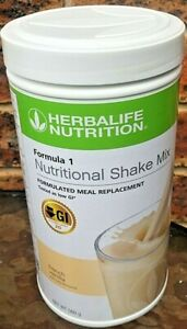 Herbalife Nutrition Formula 1 Meal Replacement French Vanilla Flavour 560 grams