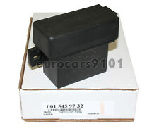 New! GENUINE OE Mercedes GLOW PLUG RELAY UNIT 0015459732