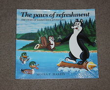 HAMM'S BEER BOOK THE PAWS OF REFRESHMENT THE STORY OF HAMMS ADVERTISING HARRIS