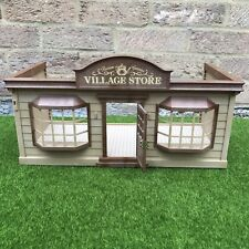 Vintage Sylvanian Families Spares | Village Store Shop Front Building Long Sign