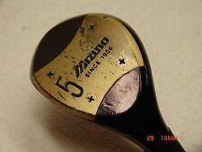 *Classic Mizuno Silver Cup Left Handed Men's #5 Fairway Wood