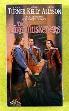 The Three Musketeers ~ New VHS Movie ~ 1948 Gene Kelly Lana Turner ~ Rare Video