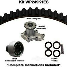 Engine Timing Belt Kit with Water Pump-Water Pump Kit with Seals Dayco WP249K1ES