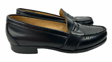Timberland Classic Penny Loafers Men's 11 N Black Leather