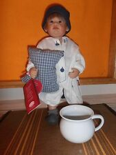 Gotz Puppenmanufaktur Doll  Emil - Susie Eimer  Germany closed store stock Rare