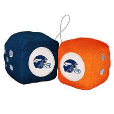 NFL Fuzzy Dice, Denver Broncos, NEW