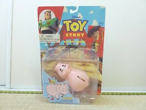 DISNEY'S TOY STORY ACTION FIGURE HAMM WITH POP UP COIN AND AUTO-DEPOSIT ACTION *