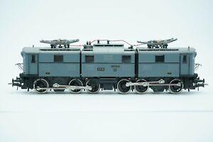 H0 Roco 43427 schwere Güterzug E-Lok Elektrolok E 91 20 DRG grau gebraucht