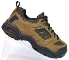 BUM Equipment Angus Brown Leather Hiking Athletic Shoes Men US 9 / EUR 42