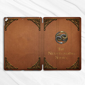 Neverending Story Book Art Case For iPad Pro 9.7 10.5 11 12.9 Air Mini 2 3 5