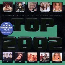 Top 2002-Die besten Songs aus den RTL Filmen und Serien | 2 CD | Elvis vs JXL...