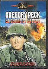 DVD ZONE 2--LA GLOIRE ET LA PEUR--PECK/GUARDINO/TORN/MILESTONE