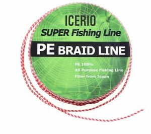 Fishing Line Saltwater Pesca Jig Lure Braided PE Tied Assistent Hook Accessories