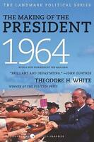 The Making of the President 1964 by Theodore H. White (English) Paperback Book F