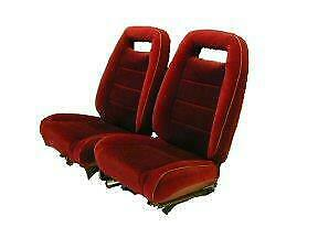 Ranger XLT 4 x 4 Standard Cab Seat Upholstery for Front Buckets 1983-1992