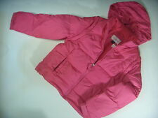 *NWT* LIMITED TOO GIRLS PINK DOWN PUFFY JACKET IN CHILDREN SIZE XXL C118 CB