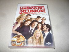 AMERICAN PIE REUNION DVD