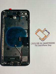 OEM iPhone Back Glass Housing Frame Assembly For iPhone 8 Plus
