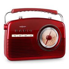 VINTAGE COMPACT PORTABLE FM RADIO RETRO HOME STEREO AUDIO KITCHEN OFFICE TUNER