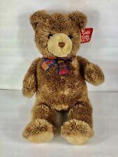 "Gund YUM YUM 22"" Medium Bear Brown Stitched nose w/ Tag 2385 Stuffed Plush"