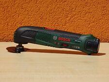 Bosch PMF 10,8 LI Akku-Multifunktionswerkzeug Inkl. 2. Akkus Zubehör im Koffer