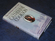 CATHERINE COOKSON: THE GIRL FROM LEAM LANE Piers Dudgeon, HB 1st ed & print 1997