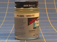 Pactra RC76 Pearl White Lexan Paint  2/3 oz Mid America