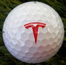 3 Dozen Titleist Pro V1x/ V1 Mint AAAAA (Tesla - Luxury Auto LOGO) Golf Balls