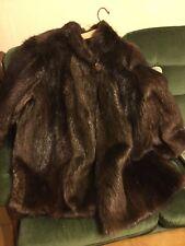 pelliccia castoro