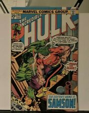 The Incredible Hulk #193  nov 1975
