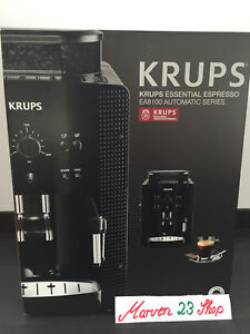Krups EA 8108 fully automatic Espresso coffee machine black,from Germany