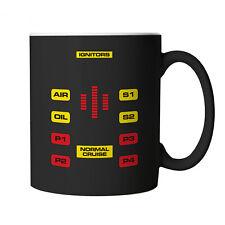 KITT Controls Knight Rider Firebird Inspired Retro 80s TV Movie Mug