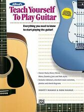 Teach Yourself: Alfred's Teach Yourself to Play Guitar : Book and Enhanced CD...