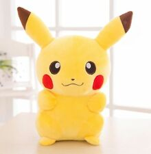 "Pokemon 20cm 8"" Pikachu Plush Soft Toy Stuffed Animal Cuddly Doll Kids XMAS Gift"