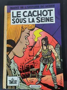 Bande dessinée BD EO 1960 Les Timour T9 neuf ! ‐ Dupuis spirou tintin asterix