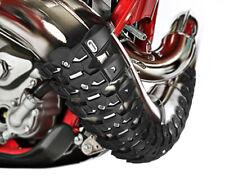 Armadillo universal 2 stroke exhaust guard Black header pipe protector Motocross