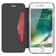 Étuis, housses et coques etuis portefeuilles noir transparent pour téléphone mobile et assistant personnel (PDA)