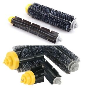 For iRobot Roomba 600 700 Series Cleaner Bristle Brush & Beater Brush Parts
