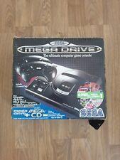 Sega Mega Drive UK PAL Boxed Console
