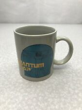 Vintage Quantum Leap Tv Show Coffee Mug Kg Rr Scott Bakula
