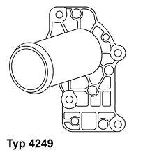 Thermostat, Kühlmittel für PORSCHE 911/911 Cabriolet/911 Targa/BOXSTER
