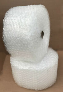 """Large Bubble 1/2""""x 12"""" Perforated 250 ft Moving / Shipping/ Protection"""