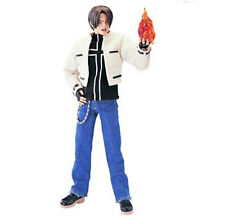 "King of the Street Fighters 12"" Kyo Kusanagi Manga Anime Kombat Game figure"