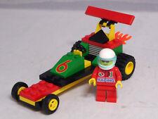 Lego Special Promo 1188 Fire Formula Rennwagen Dragster mit Fahrer komplett  #3