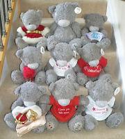 "Very Large Huge 11"" 14"" Me To You Bear Santa Valentine Smile Love Xmas Roses"