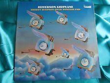 German Press Rock LP: Jefferson Airplane ~Thirty Seconds Over Winterland ~ Grunt