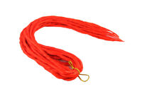 ELYSEE STAR DREADS DARK RED DREADLOCKS DOUBLE ENDED SYNTHETIC DREAD