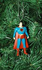 Classic Superman Christmas Ornament